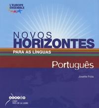 Novos horizontes para as linguas Português - Josette Frois | Showmesound.org
