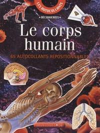 Josette Gontier et  Hachette - Le corps humain - 65 Autocollants repositionnables.