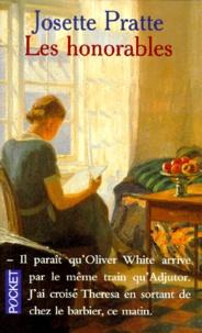 Josette Pratte - Les Honorables.