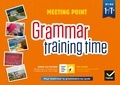 Josette Starck et Paul Larreya - Anglais 1re/Tle B1/B2 Meeting point - Grammar training time.