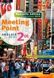 Josette Starck et Pascale Camps-Vaquer - Anglais 2e, Meeting Point - A2/B1, programme 2010.