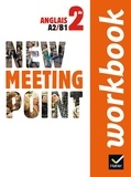 Josette Starck et Cynthia Berney - Anglais 2e New Meeting Point - Workbook.