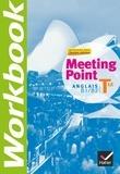 Josette Starck et Dominique Santoni - Anglais Tle Meeting Point B1/B2 - Workbook.
