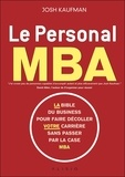 Josh Kaufman - Le Personal MBA.