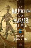 Josh Lanyon - La malédiction du scarabée bleu.