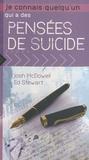 Josh McDowell et Ed Stewart - Je connais quelqu'un qui a des pensées de suicide.