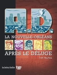 Josh Neufeld - A.D. La nouvelle-Orléans après le déluge.
