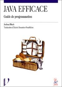Java efficace. Guide de programmation - Joshua BLOCH  