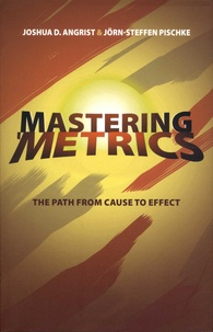 Télécharger ebook gratuit pour ipod Mastering 'Metrics  - The Path from Cause to Effect 9780691152844