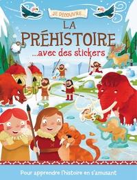 La préhistoire... avec des stickers.pdf