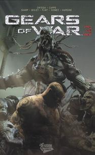 Joshua Ortega et Michael Capps - Gears of war Tome 3 : .