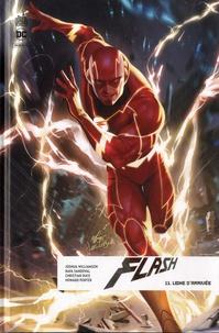 Joshua Williamson et Rafa Sandoval - Flash rebirth Tome 11 : Ligne d'arrivée.