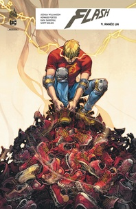Joshua Williamson et Scott Kolins - Flash rebirth Tome 9 : Année un.