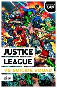 Joshua Williamson et Tim Seeley - Justice League  : Justice League vs Suicide Squad.