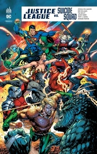 Joshua Williamson et Tim Seeley - Justice League vs Suicide Squad.
