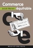 Josiah Warren - Commerce équitable.