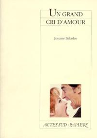 Josiane Balasko - Un grand cri d'amour - [Paris, Théâtre de la Michodière, 15 janvier 1996.
