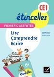 Josiane Boutet et Denis Chauvet - Lire, comprendre, écrire CE1 - Fichier d'activités.