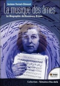 Histoiresdenlire.be La musique des âmes - Biographie de Rosemary Brown Image