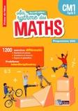 Josiane Hélayel et Catherine Fournié - Au rythme des maths CM1 - Fichier de l'élève, programmes 2016.