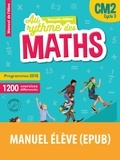 Josiane Hélayel - RYTME DES MATHS  : Au Rythme des maths CM2.