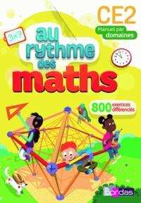 Josiane Hélayel et Catherine Fournié - Mathématiques CE2 Cycle 2 Au rythme des maths.
