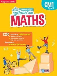 Josiane Hélayel et Catherine Fournié - Mathématiques CM1 Cycle 3 Au rythme des maths - Manuel de l'élève.