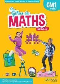 Josiane Hélayel et Catherine Fournié - Mathématiques CM1 Cycle 3 Au rythme des maths.