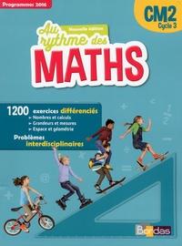 Josiane Hélayel et Catherine Fournié - Mathématiques CM2 Cycle 3 Au rythme des maths.