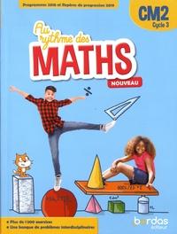 Josiane Hélayel - Mathématiques CM2 Cycle 3 Au rythme des maths - Manuel de l'élève.