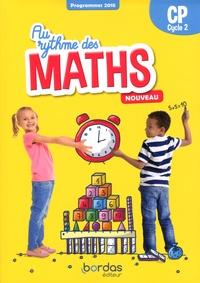 Josiane Hélayel et Catherine Fournié - Mathématiques CP Cycle 2 Au rythme des maths.