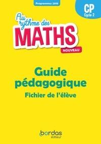 Josiane Hélayel et Catherine Fournié - Mathématiques CP Cycle 2 Au rythme des maths - Guide pédagogique.