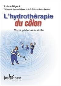 Josiane Mignot - L'hydrothérapie du côlon - Votre partenaire santé.