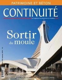 Josiane Ouellet et Marie-Josée Deschênes - Continuité. No. 142, Automne 2014 - Sortir du moule.