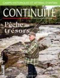 Josiane Ouellet et Françoise Bourgault - Continuité. No. 145, Été 2015 - Pêche aux trésors.