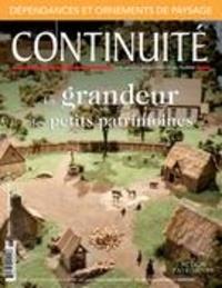 Josiane Ouellet et Jean-Claude Gauthier - Continuité. No. 146, Automne 2015 - La grandeur des petits patrimoines.