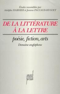 Josiane Paccaud-Huguet et  Collectif - .