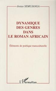 Cjtaboo.be Dynamique des genres dans le roman africain - Eléments de poétique transculturelle Image