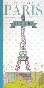 Josie Portillo - Paris à colorier.