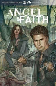 Angel et Faith T01 - Joss Whedon - 9782809435689 - 8,99 €