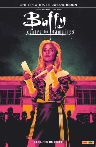 Buffy contre les vampires T01 - 9782809488937 - 10,99 €