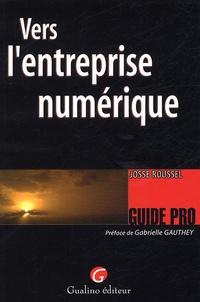 Josse Roussel - Vers l'entreprise numérique.