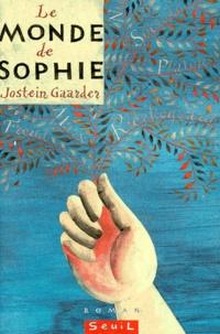 Jostein Gaarder - Le monde de Sophie - Roman sur l'histoire de la philosophie.