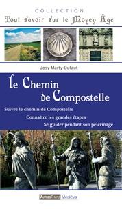 Josy Marty-Dufaut - Le chemin de Compostelle.