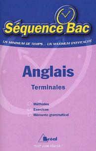 Josyane Lamure et Michel Moulin - Anglais Terminales, toutes series.