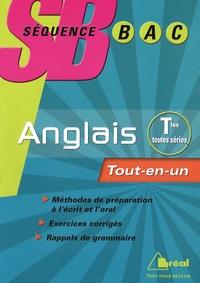 Josyane Lamure et Michel Moulin - Anglais Tle, toutes séries - Tout-en-un.
