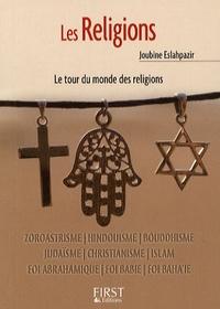 Joubine Eslahpazir - Les Religions.