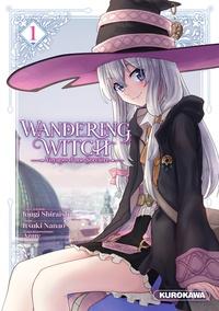 Jougi Shiraishi et Ikki Nanao - Wandering Witch Tome 1.