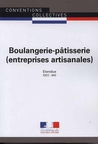 Deedr.fr Boulangerie-pâtisserie (entreprises artisanales) - IDCC 843 Image