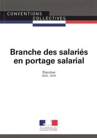 Ucareoutplacement.be Branche des salariés en portage salarial - Convention collective nationale étendue - IDCC : 3219 Image